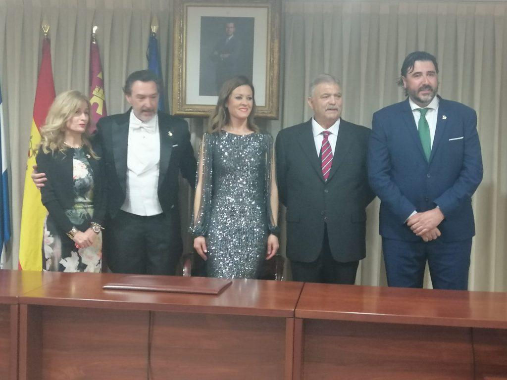 José Antonio Meca Martínez nombrado Gran Maestre de la Cuerva de los Carnavales de Águilas.