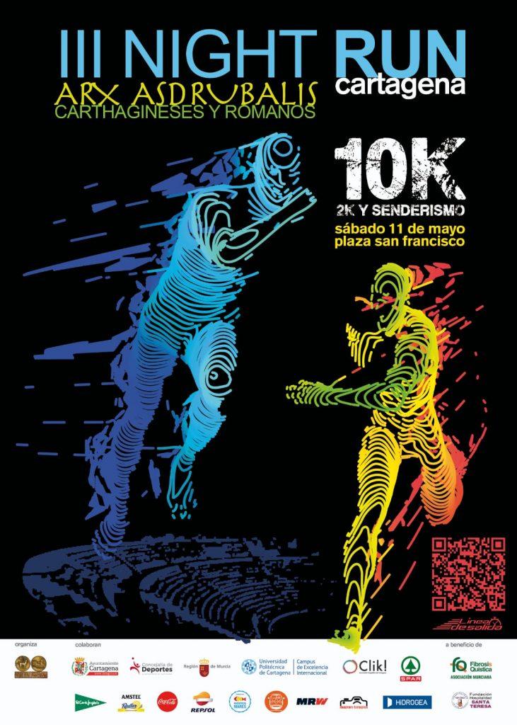 III Night Run Arx Asdrubalis