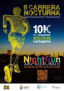 Carrera nocturna ARX Asdrubalis