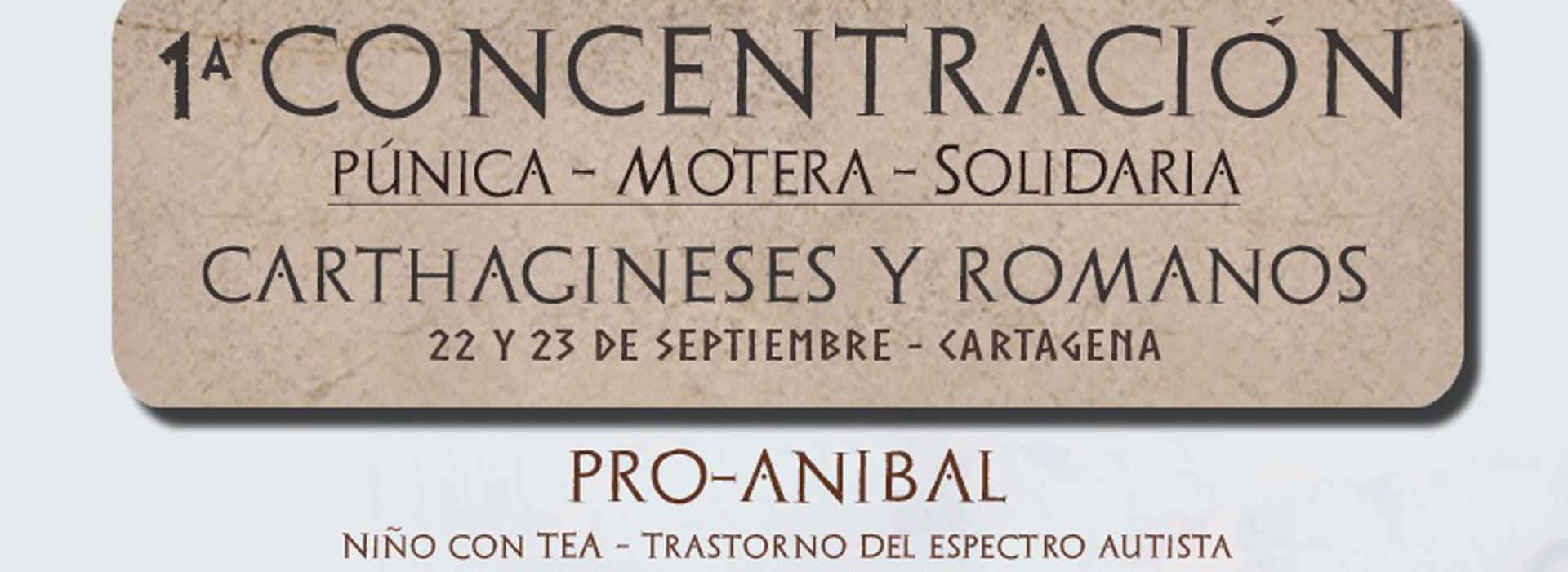 I Concentración Púnica - Motera - Solidaria Carthagineses y Romanos