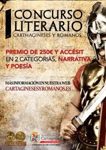 I Concurso Literario Carthagineses y Romanos