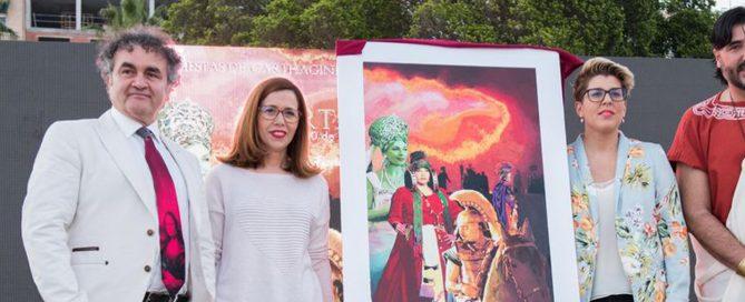 Ana Belén Castejón, anunciará el comienzo a las Fiestas de Carthagineses y Romanos 2018 con su pregón