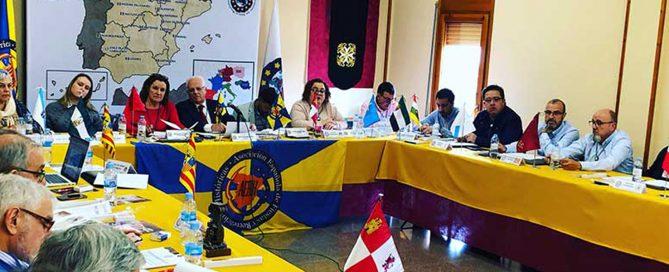 Asamblea anual de la Asociación Española de Fiestas y Recreaciones históricas (AEFRH) - Las Matas (Teruel)