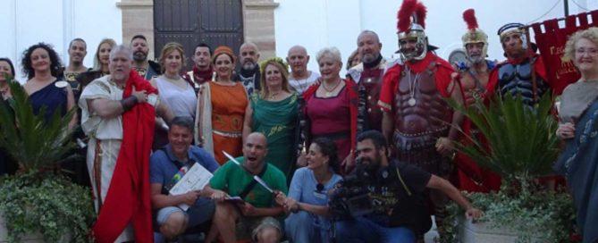 Carthagineses y Romanos invitados a la X bajada romana de Ubrique