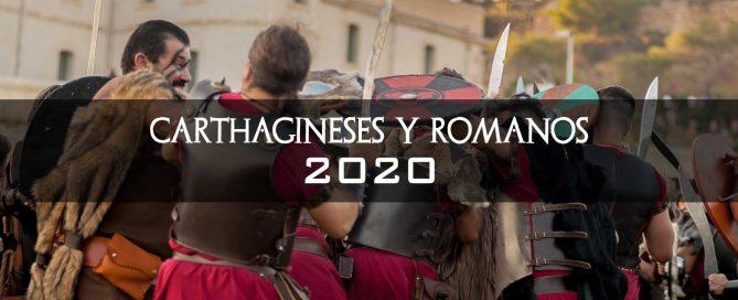 Las Fiestas de Carthagineses y Romanos, quedan suspendidas