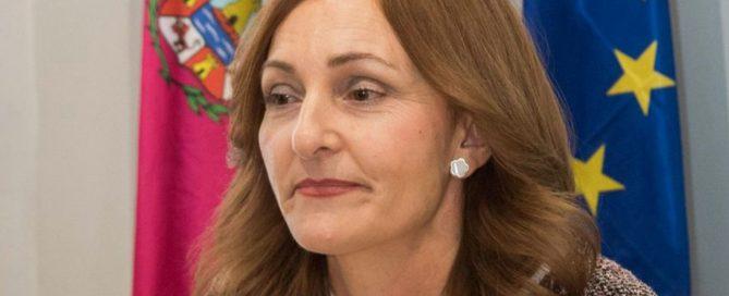 Un sentido pésame de despedida para Agustina Martínez Molina