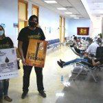 Nuevo Éxito en la Campaña de Donación de Sangre