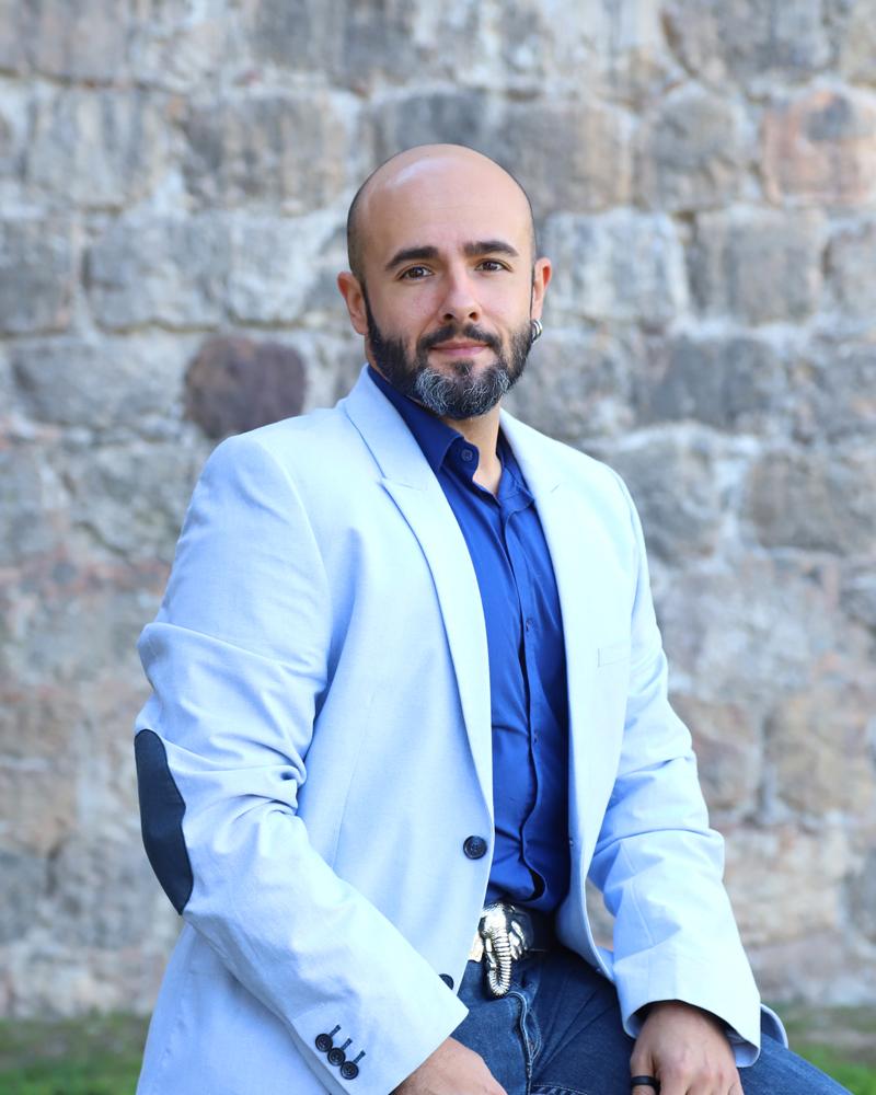 Adolfo Sánchez - Responsable de Actos