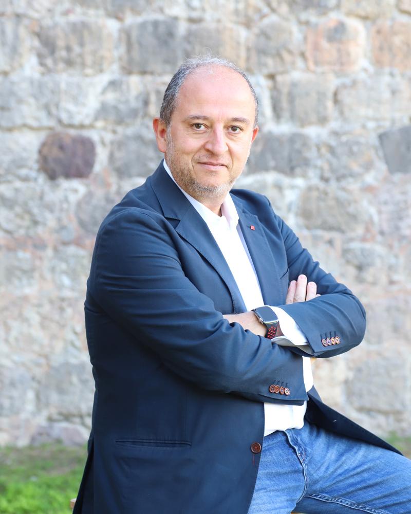 Alfonso Martínez - Vicepresidente del Senado Romano