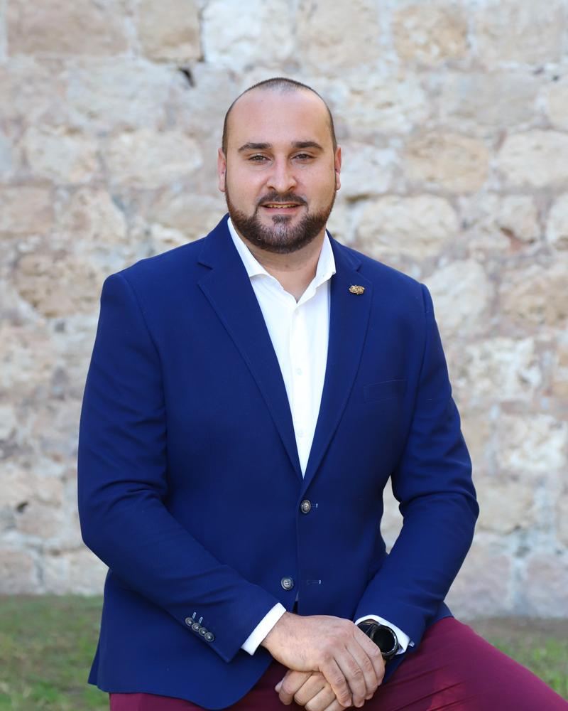 Eduardo José Conesa - Vicepresidente Ejecutivo