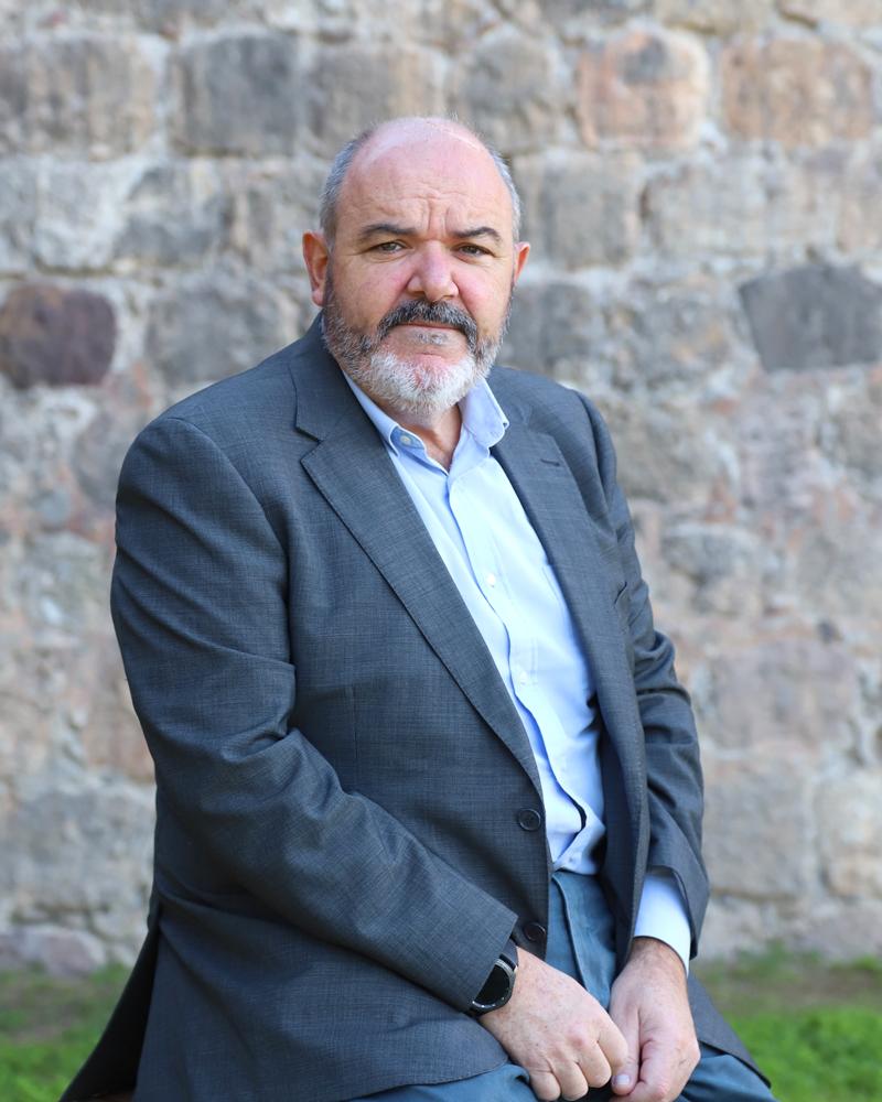 Enrique Hernández - Coordinador General del Área Económica