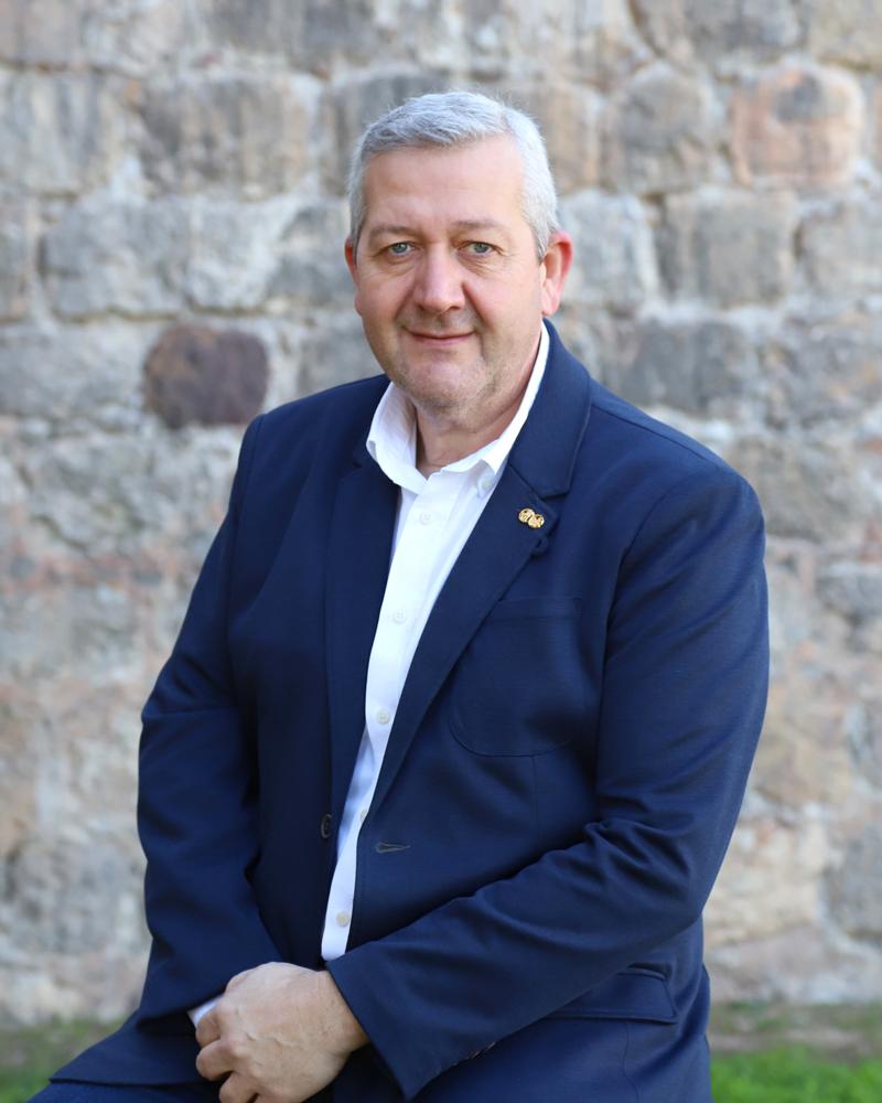 Javier Alcaráz - Tesorería, Financiación y Contrataciones