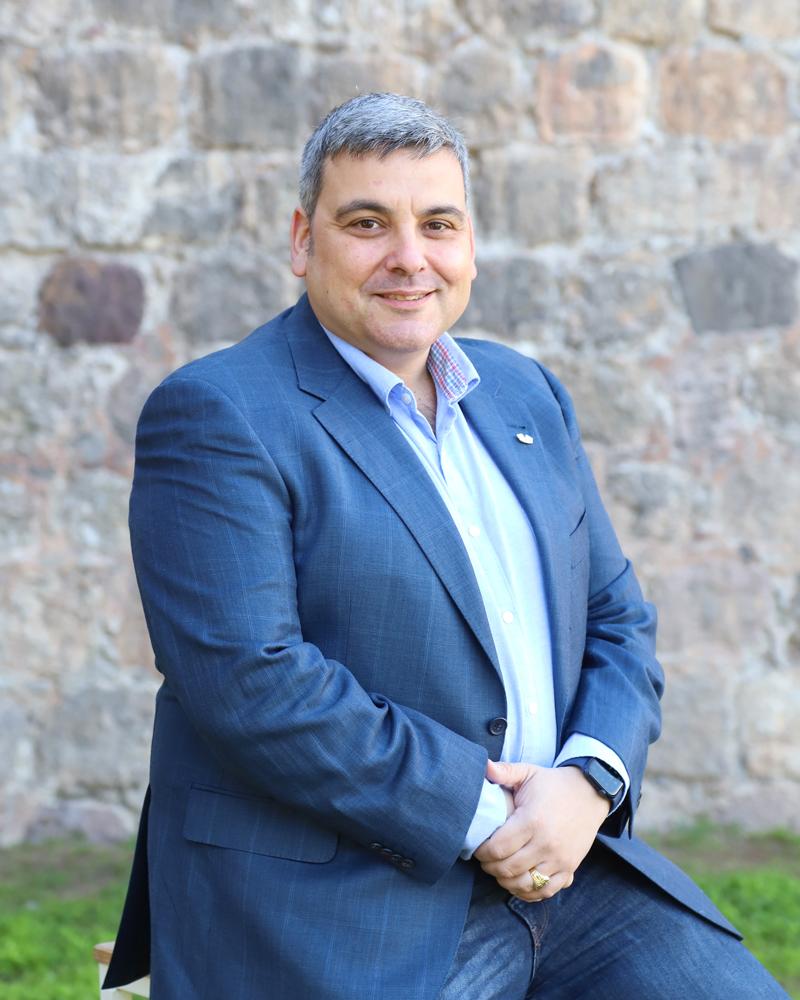 Javier Isbert - Presidente del Senado Romano
