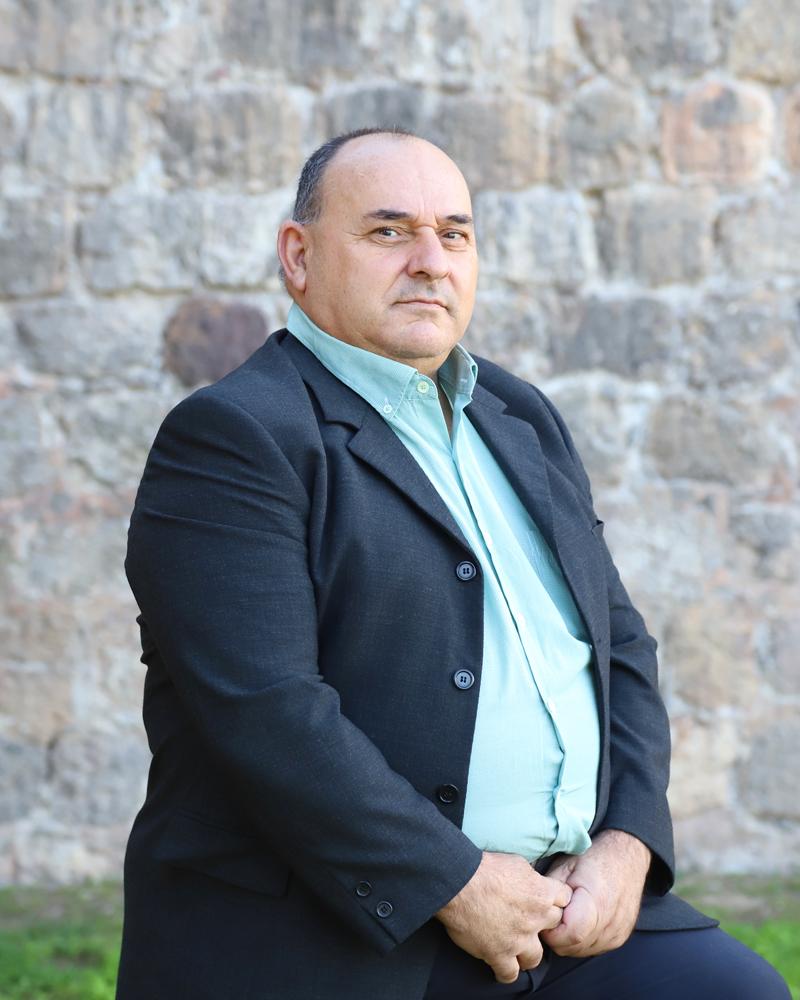 Jesús García - Gestión de Nave