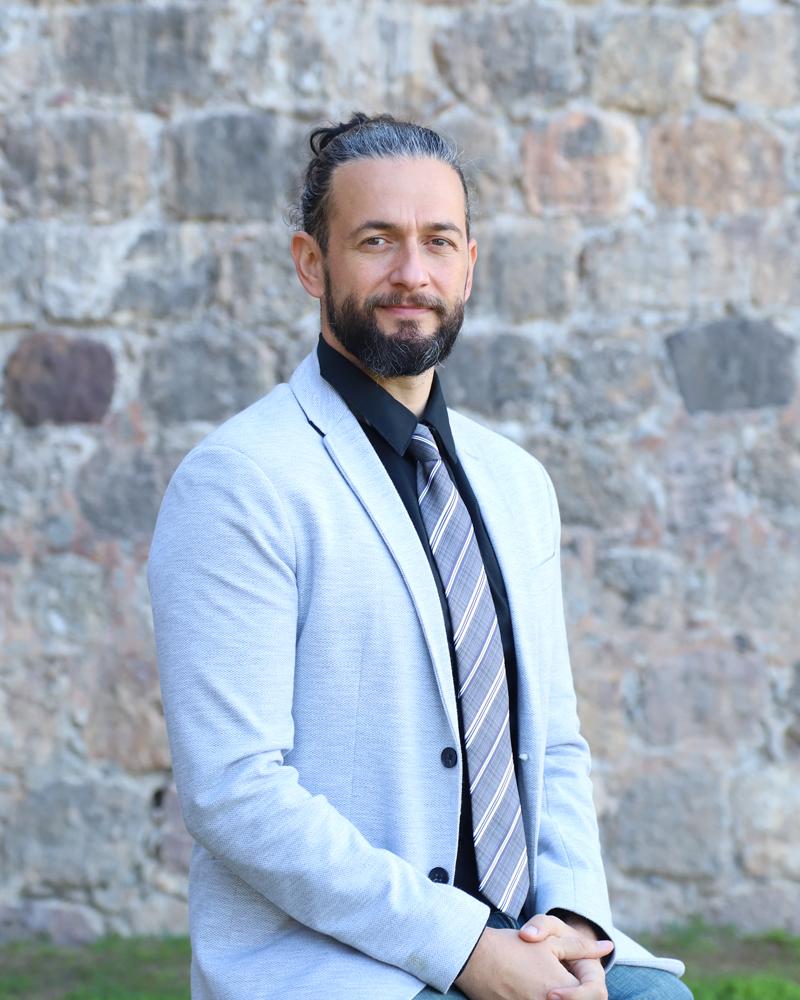 Jorge Blazquez - Vicesufeta del Consejo Carthaginés