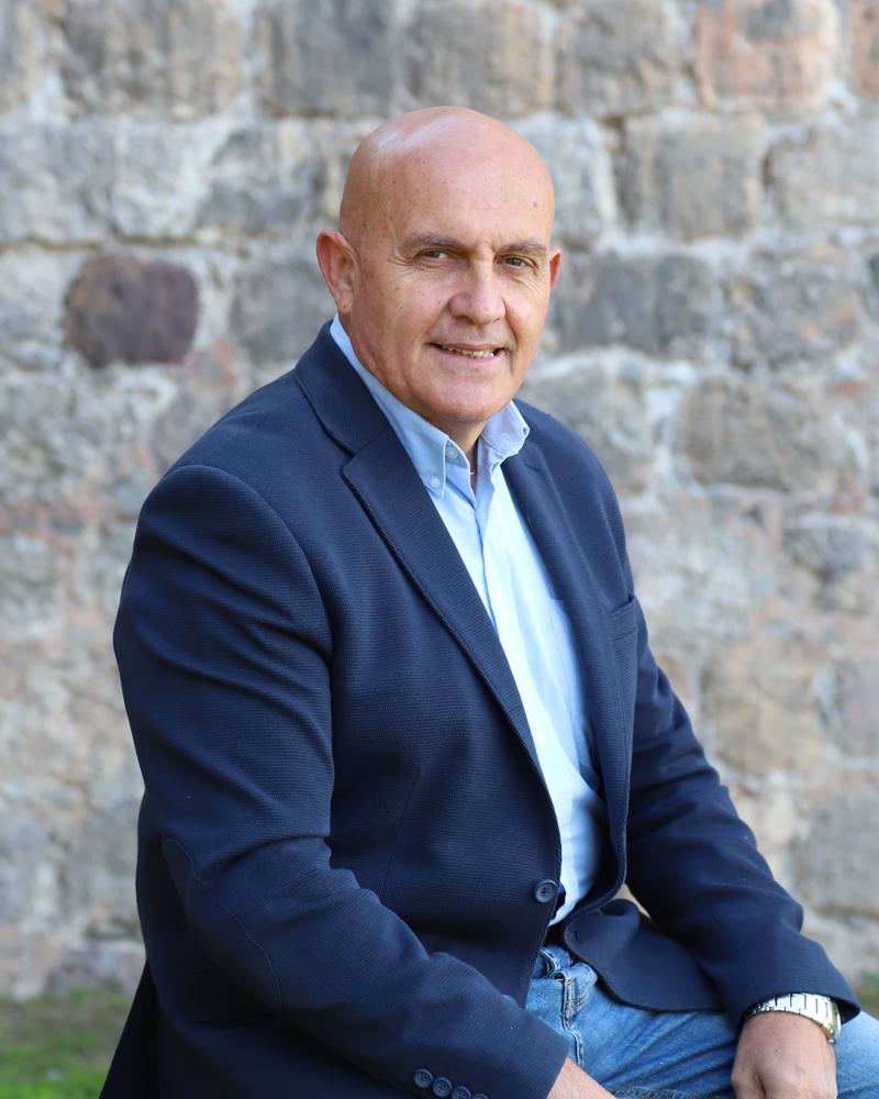 Jose Martín S. Triviño - Coordinador General del Área de Recursos y Gestión Interna