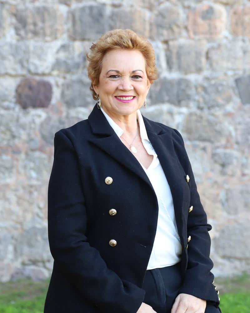 Josefina Madrid - Responsable de Eventos Especiales