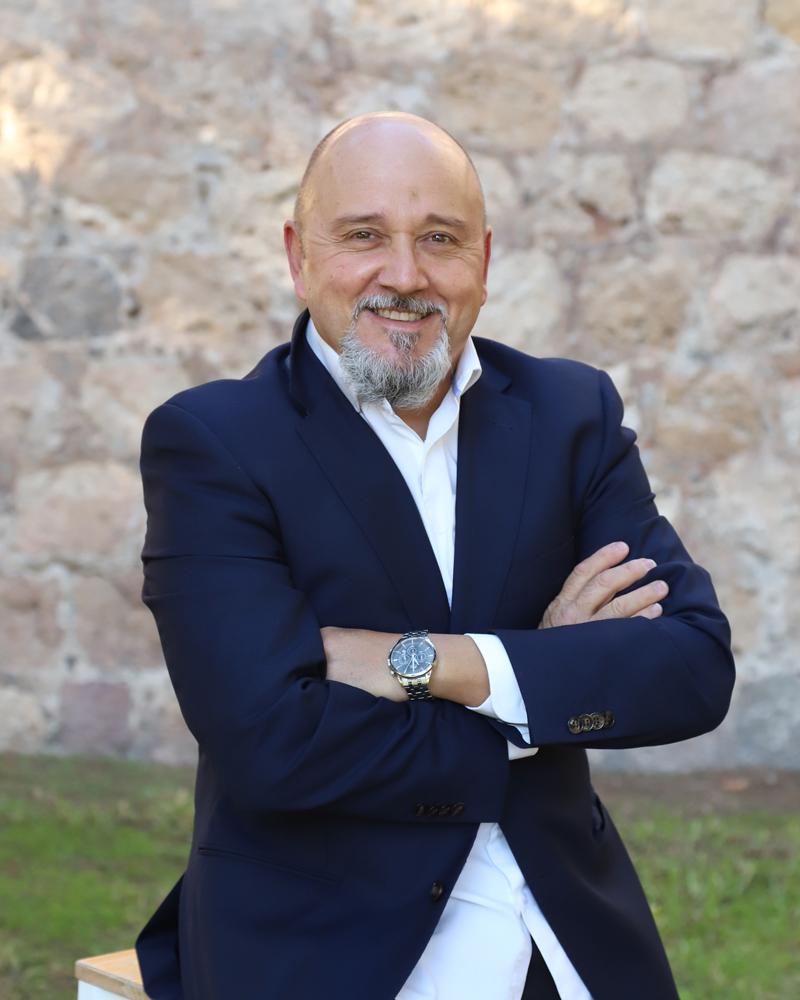 Lorenzo Jeréz - Vicepresidente del Área Económica