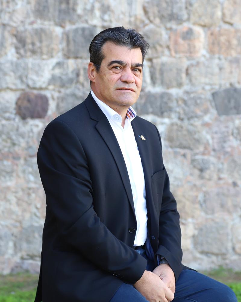 Mauel Villar - Vicepresidente del Área de Recursos y Gestión Interna