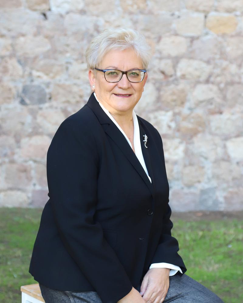 Maria Dolores M. Pena - Responsable de la vocalía para la 3ª Edad