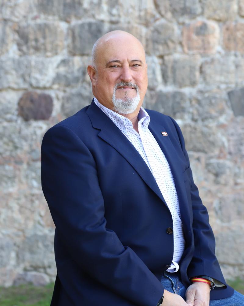 Mariano Pérez - Vicepresidente del Área Festera