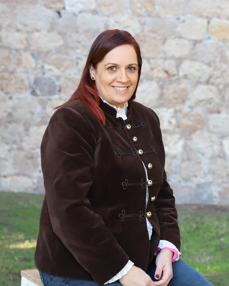 Mónica Sánchez - Coordinadora General del Área de Relaciones Externas