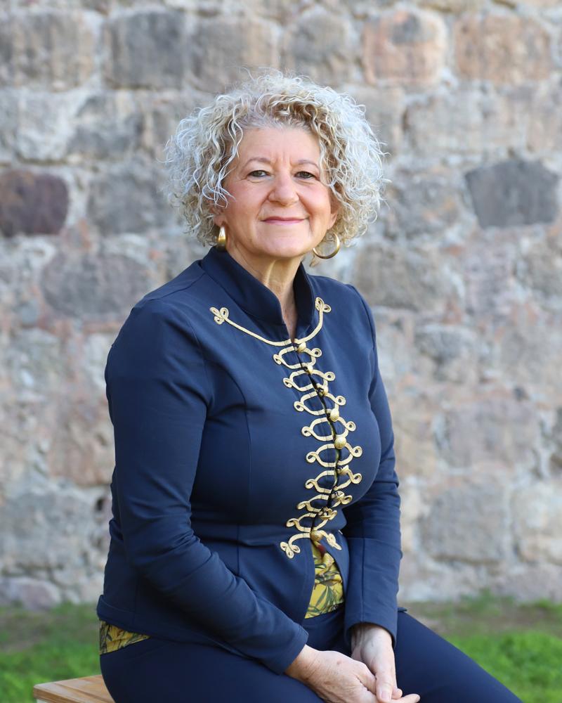 Paqui Vilches - Responsable de la Vocalía Solidaria