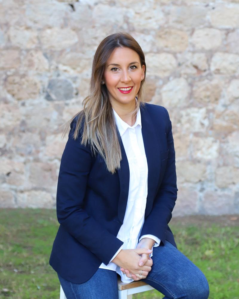Rebeca Piñas - Gestión de Vestuario