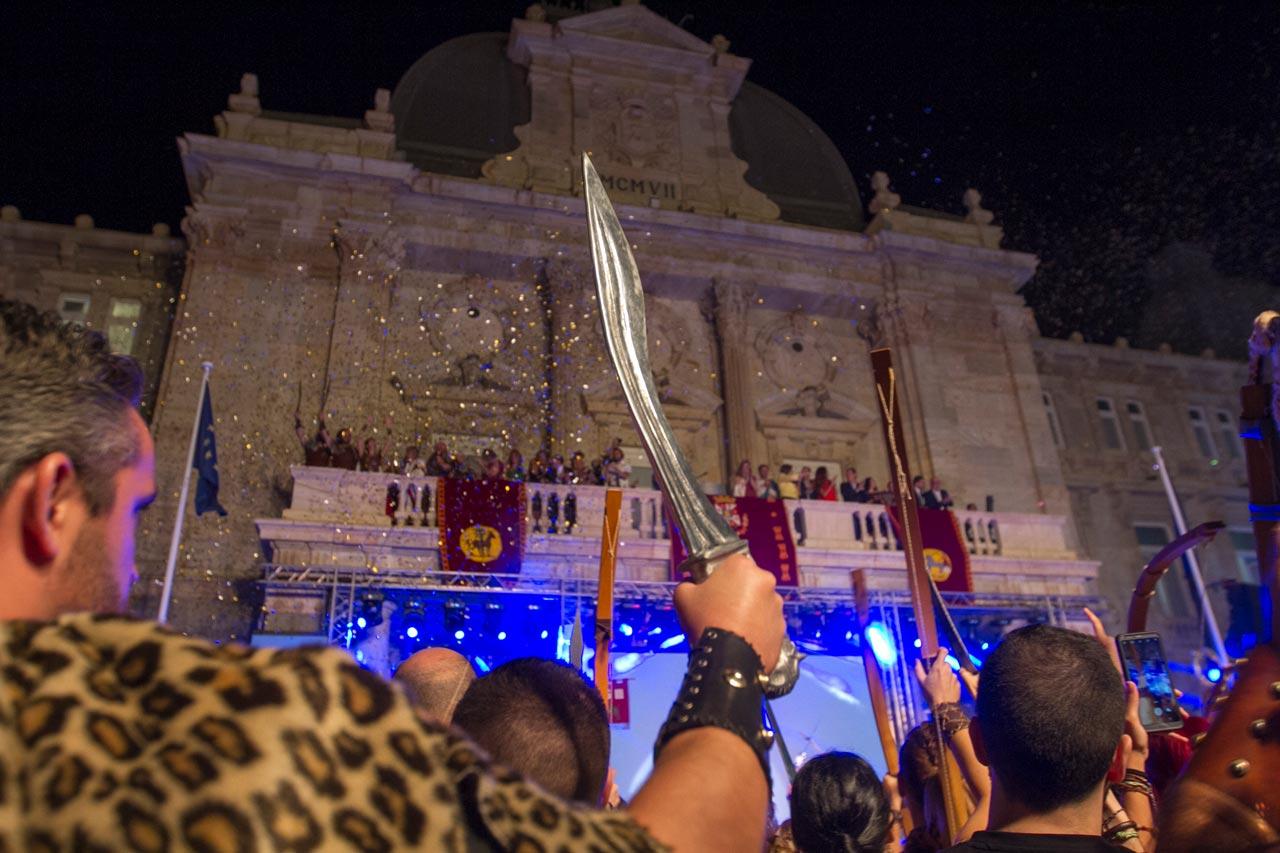 Actos Principales de las Fiestas