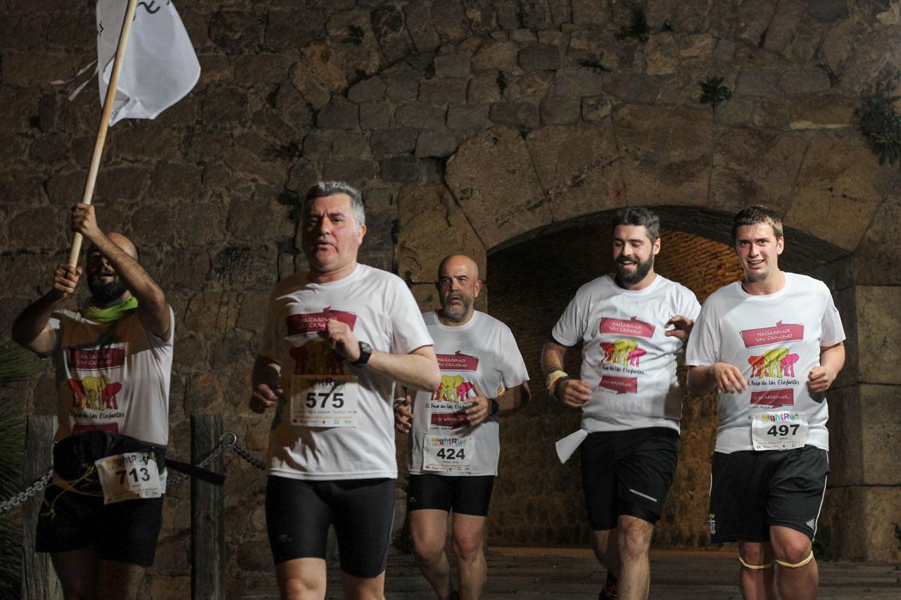 Night Run - Arx Asdrubalis