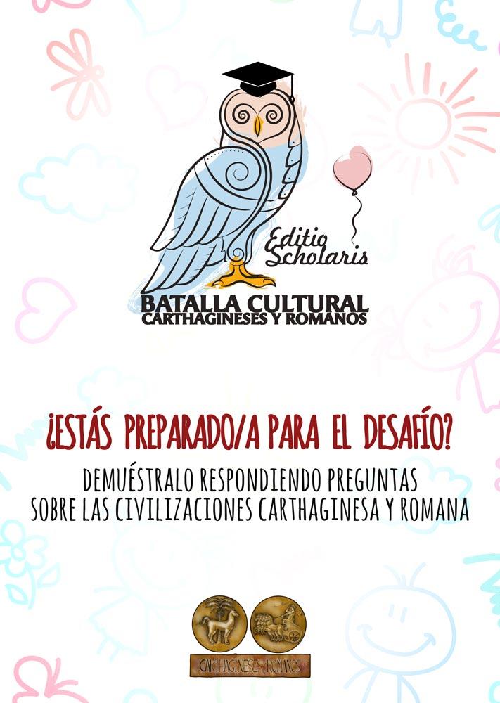 Batalla Cultural Editio Scholaris