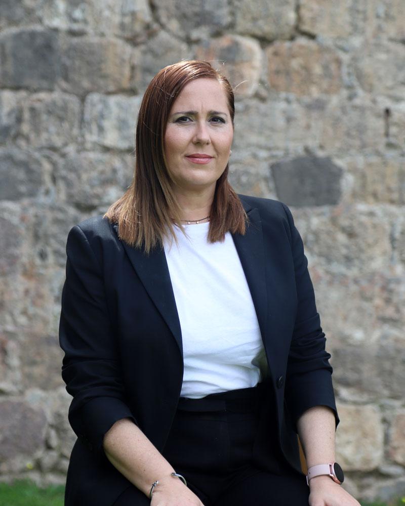 Elena Ojanguren - Coordinadora General del Área Festera