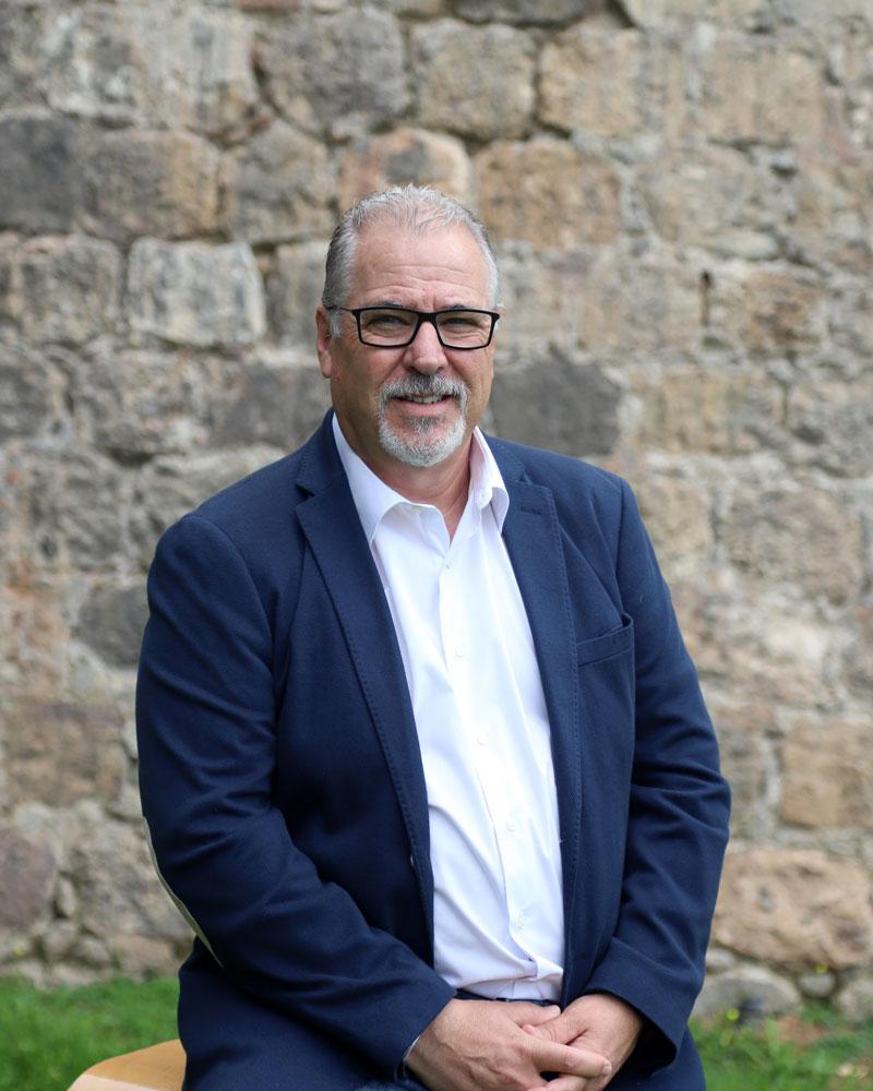Fulgencio Garrido - Vicepresidente del Área Social