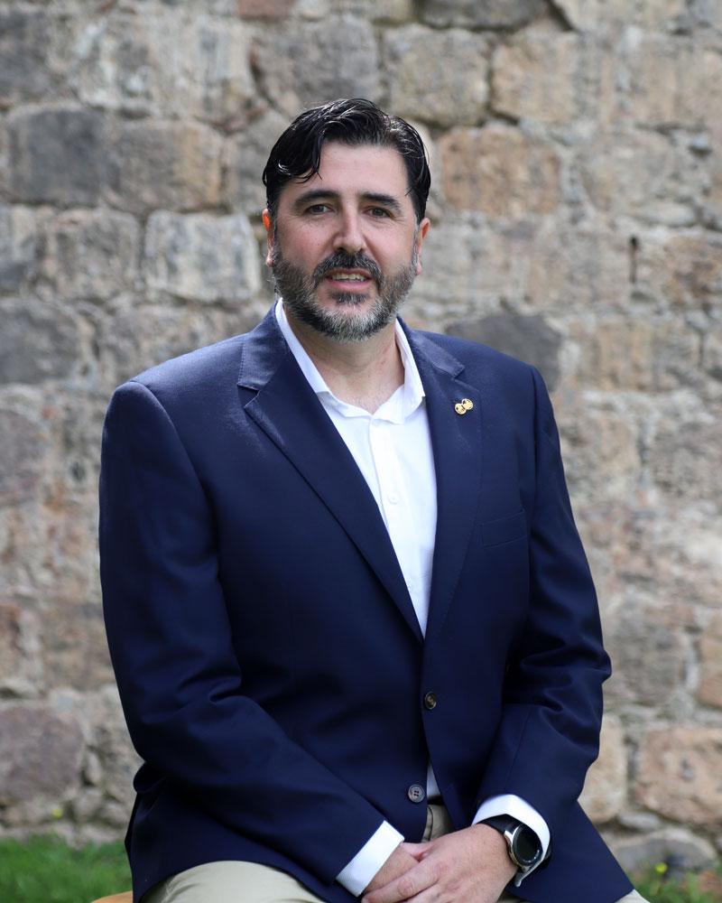 Jose Antonio Meca - Presidente de la Federación de Tropas y Legiones