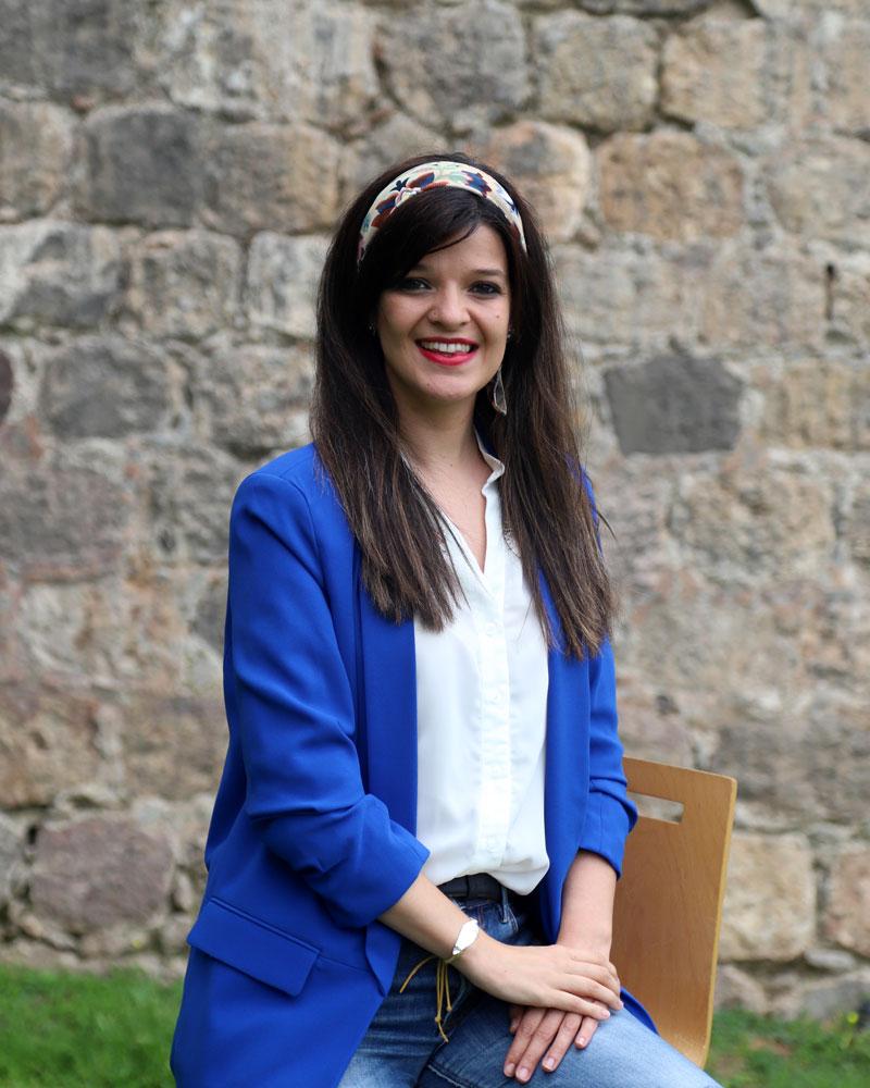 Marina Galera - Responsable de Prensa