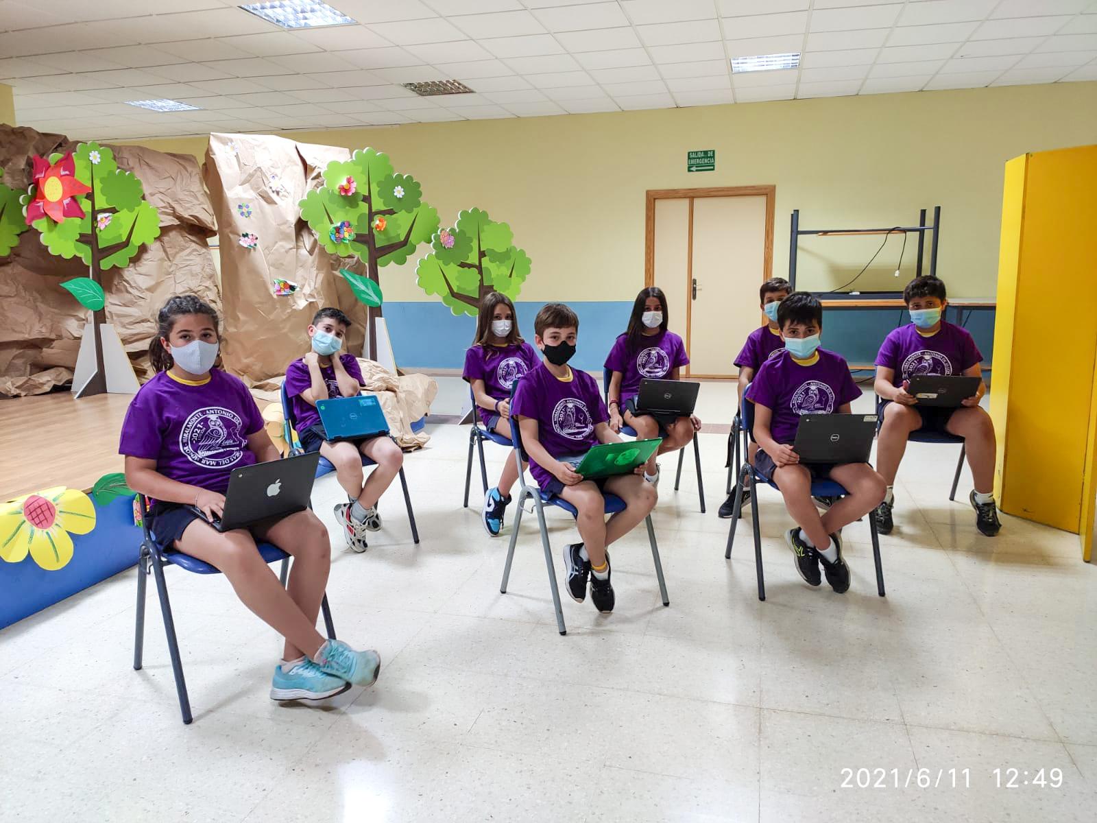 Batalla Cultural Editio Scholaris - Colegio Las Claras del Mar Menor (Los Alcázares)