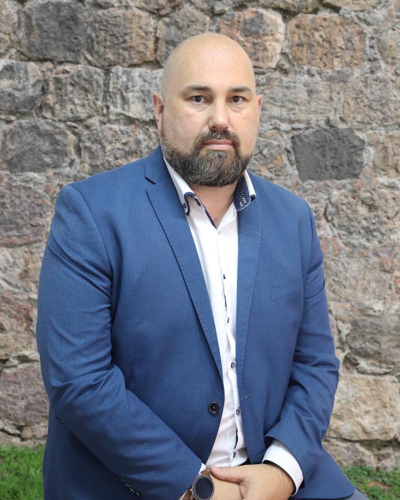 Joaquín García - Vicepresidente de Senado