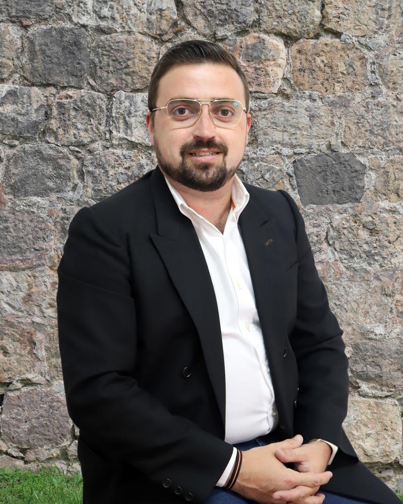 Santiago Ferrer - Coordinador del Área Social