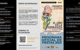 Programa de Fiestas Digital de Carthagineses y Romanos 2021