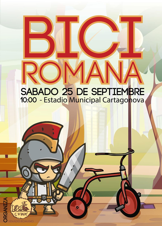 BICI ROMANA 2021