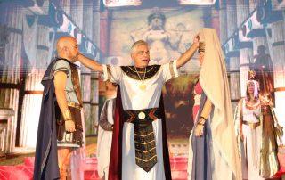 Bodas de Aníbal e Himilce. Carthagineses y Romanos 2021