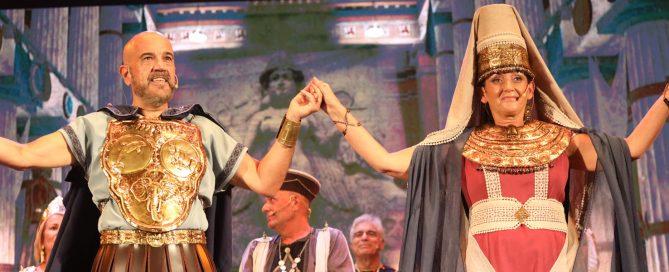 La historia de amor mástranscendental deIberia, que marcará el futuro de Qart Hadasht. ¡Qué sean las bodas de Himilce yAnibal!