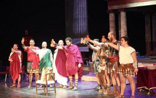 Comicios Centuriados y el Designio de los dioses. Carthagineses y Romanos 2021