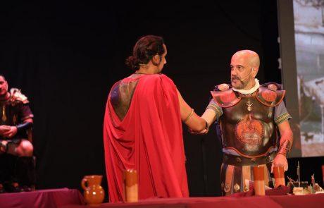 Desembarco y Contratación de Mercenarios y Concierto de Aníbal y la Carthago Big Band. Carthagineses y Romanos 2021