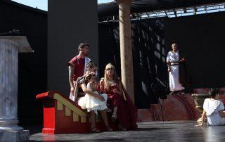 El Sueño del Pequeño Escipión + Dies Lustricus + Ajedrez Viviente + Destrucción de Sagunto + Sesión del Senado Romano. Carthagineses y Romanos 2021