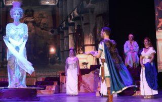 Oráculo de la Diosa Tanit. Carthagineses y Romanos 2021